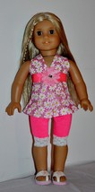 AMERICAN MADE DOLL CLOTHES FOR AMERICAN GIRL DOLL - $12.60