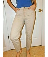NYDJ Women's Khaki Ankle Jeans Size 8  - $36.63
