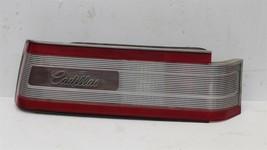 89-93 Cadillac Allante Taillight Brake Lamp Driver Left LH image 1