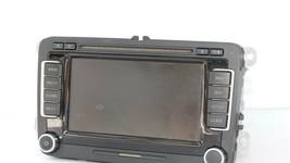 Volkswagen Golf Jetta CC EOS CD Satellite Player Radio Stereo 3co-035-684 image 2