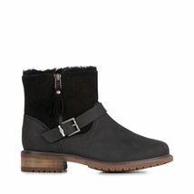 EMU Australia Womens Roadside Waterproof Ankle Boot Black Size 7 #NJZ0I-581 - €134,29 EUR