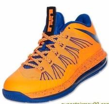 Nike AIR MAX LEBRON X LOW Basketball Shoes - $179.99