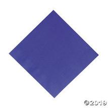 Purple Luncheon Napkins 50 Piece(s - $6.24