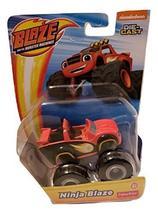 Fisher-Price Nickelodeon Blaze & The Monster Machines, Ninja Blaze - $12.12