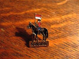 Nainamo Canada Mountie Lapel Pin - British Columbia Canadian Mounted Pol... - $19.79