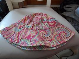 Vera Bradley sun hat in retired Capri Melon pattern  - $22.00
