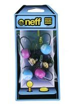 Neff Sucker Face 3 pack Elastics Ball Hair Ties Ponytail Holder NIP S12603 image 2