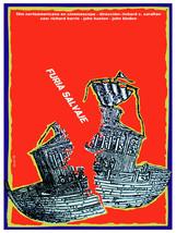 Furia salvaje savage fury vintage POSTER.Graphic Design.Wall Art Decorat... - $10.89+