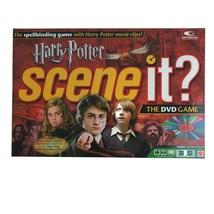 2005 Harry Pottery Scene it Scene It? DVD Video Board Game - $26.14