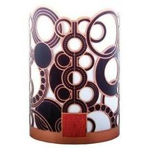 YTC Frank Lloyd Wright Imperial Hotel OYA Carving Votive Candle Holder - $19.79