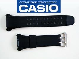 Genuine CASIO  WATCH BAND STRAP BLACK RUBBER RESIN GW-056A GW-056E GW-056J - $21.35