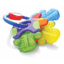 Nuby Ice Gel Teether Keys - $4.95+