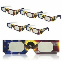 Solar Eclipse Glasses | ISO Certified | Safe for Direct Sun Viewing | Ey... - $8.68