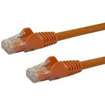 StarTech.com 25 ft Orange Snagless Cat6 UTP Patch Cable - $13.09