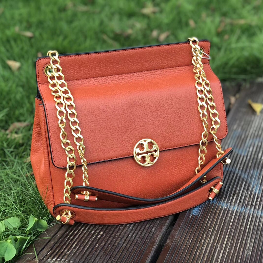 0c9a4c673a6 NWT Tory Burch Chelsea Flap Shoulder Bag and 50 similar items. Img 4848