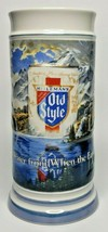 1985 Heileman's Old Style Beer XL Stein Mugs Ceramarte Limited Edition H6 - $9.99
