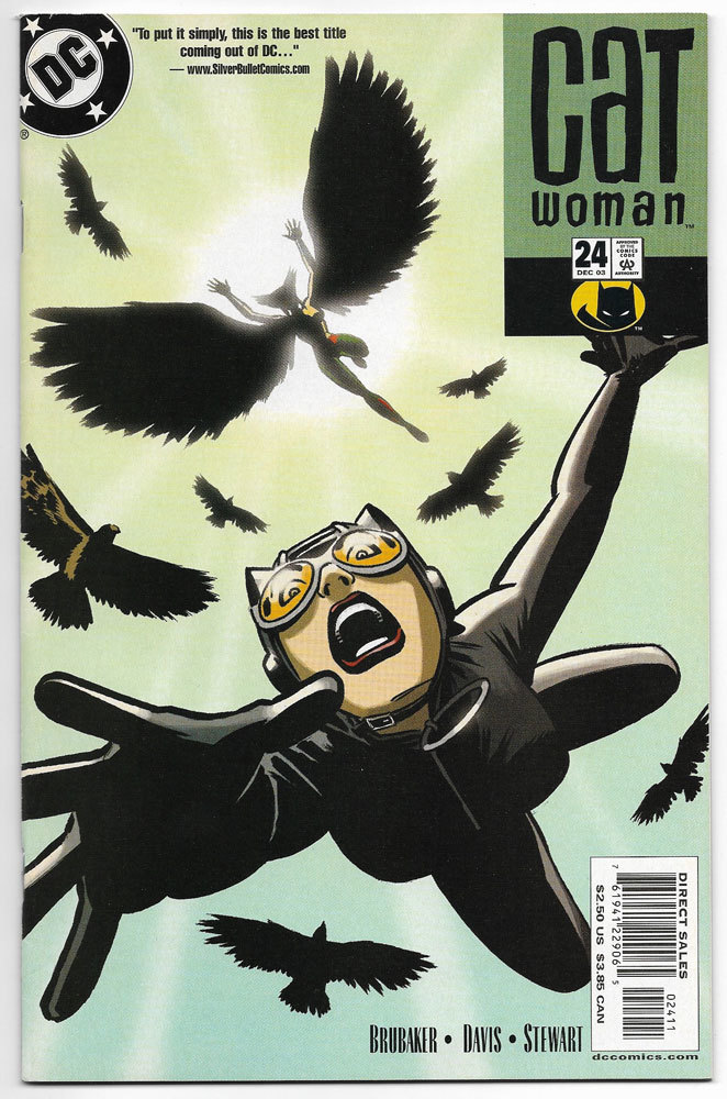 Catwoman 24 Vol 3 2003 DC Comics (VF)