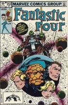 (CB-7) 1983 Marvel Comic Book: Fantastic Four #253 - $6.00