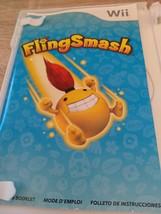 Nintendo Wii FlingSmash - COMPLETE image 2