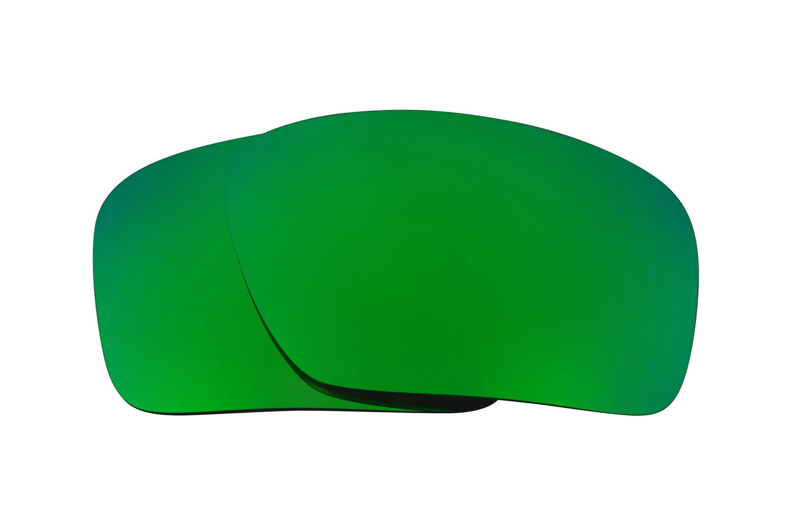 Primary image for Polarized Replacement Lenses for Oakley Triggerman Sunglasses Anti-Scratch Green