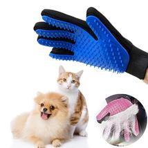 Pet Dog Hair Brush Comb Glove For Pet Cleaning Massage Glove Animal Clea... - $3.30+