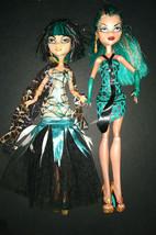 Lot of 2 Monster High Dolls  Cleo De Nile & Nefera De Nile - $45.00