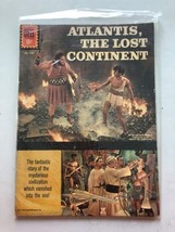 Four Color (1942 Series 2) #1188 Art Back Cover Variant Atlantis Lost Continent - $31.68
