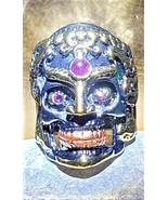 Haunted ring, Marid djinn of power and wealth, knights templar genie dji... - $333.97