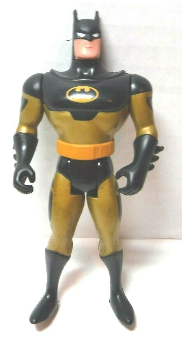 "1993 Kenner Knight Star Batman the Animated Series 5"" Action Figure"