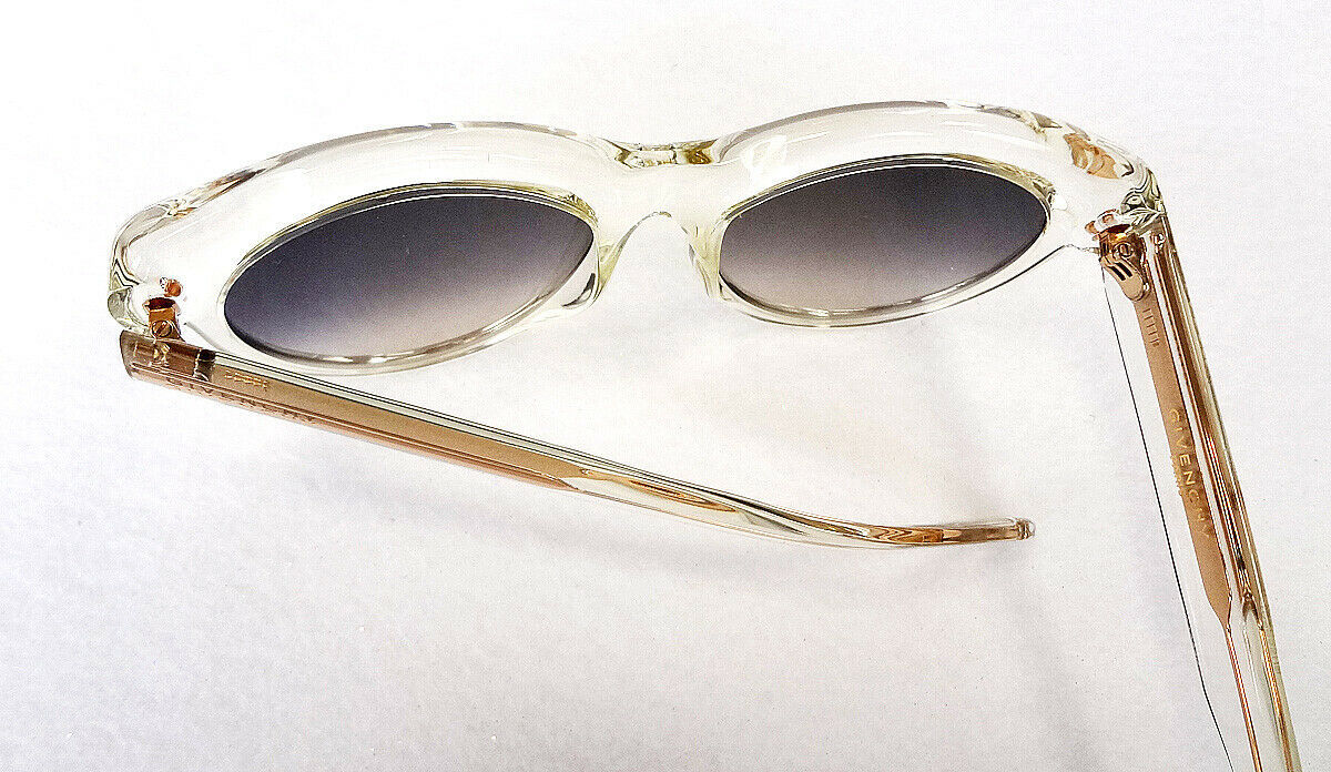 GIVENCHY Women's Sunglasses GV7050/S 900 CRYSTAL 54-19-145 MADE IN ITALY - New!