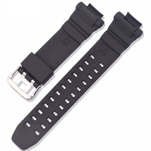Compatible Casio G SHOCK GW-3000 26mm Black Rubber Watch Strap CAS109 - $17.99