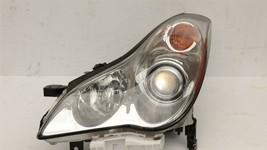 08-09 Infiniti EX35 Halogen HeadLight Lamp Driver Left LH