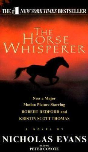 Primary image for The Horse Whisperer by Nicholas Evans (1995) Book