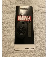 BRAND NEW MARVEL COMICS CAPTAIN AMERICA DOG TAG NECKLACE CHAIN AUTHENTIC - $7.91