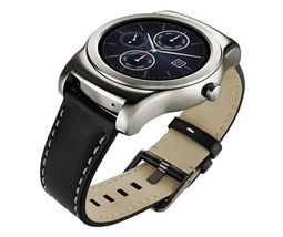LG G Smart Watch R Urbane W150 Android Wear Watch 4GB 1.3 P-OLED 1.2GHz (BLACK) image 7