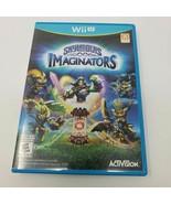 Skylanders Imaginators (Nintendo Wii U, 2016) Game, + Case - $10.61