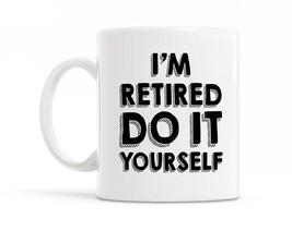 Dad Retirement mugs coffee mugen home decal tea  Dishwasher&Microwave Sa... - $18.31