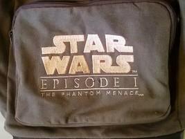 Star Wars Episode 1: The Phantom Menace Backpack- Scarce - $36.47