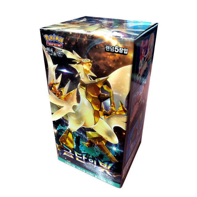 Pokemon cards Sun&Moon SM6 Forbidden Light Booster Box 30pack KoreanVer Official