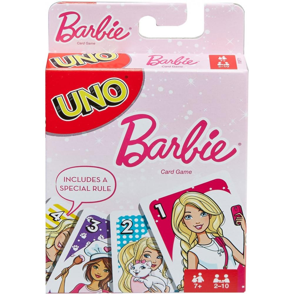 UNO Barbie Edition