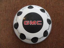 01 - 11 GMC Sierra Van 3500 Dually Silver Rear GMC86 OEM Center Cap P/N 15053705 - $17.00