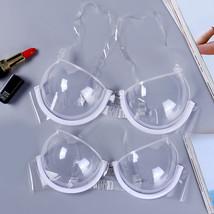 Women Transparent Bra  - $18.00