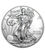 2015 1 oz Silver American Eagle BU  - $33.95 CAD