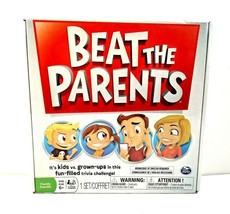 Beat The Parents Board Game Family Kids vs Parents Wacky Challenges NEW ... - $12.82