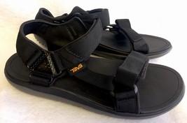 Teva Terra-Float Univ 2.0 Black Mens Sport Sandals Size 9 M Men's Univer... - $59.99
