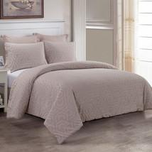 Your Lifestyle Blush Seville King Comforter Set - $130.00