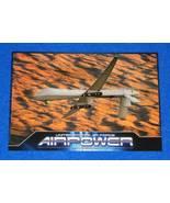 BRAND NEW VIBRANT US AIR FORCE AIRPOWER MQ-1 PREDATOR AIRPLANE POSTCARD ... - $4.50