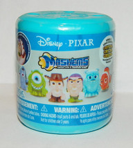 Walt Disney Pixar Characters Mashems Squishy Figures Blind Capsule NEW S... - $5.94