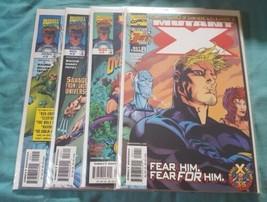 Mutant X #1, 2, 3, 9, - $9.00