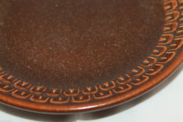Wedgwood Set of 2  Pennine Brown Bread & Butter Side Plates Dish Made in England image 5